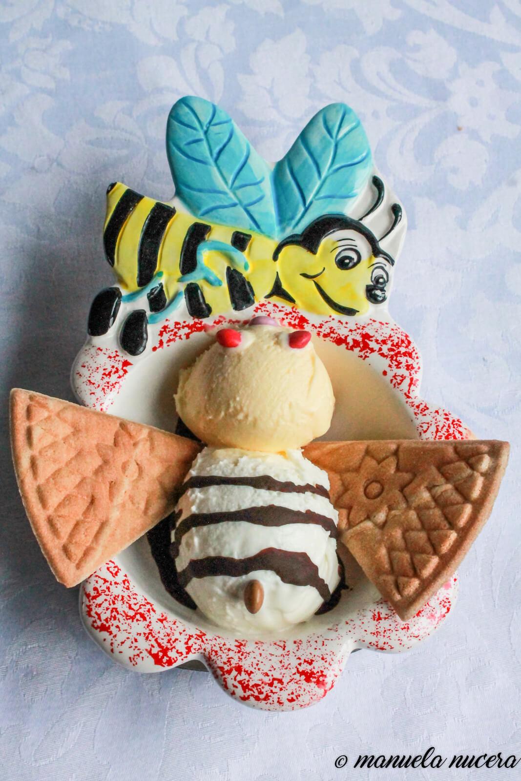 Bar Gelateria Lurisia coppa gelato
