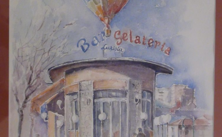 Bar Gelateria Lurisia arte
